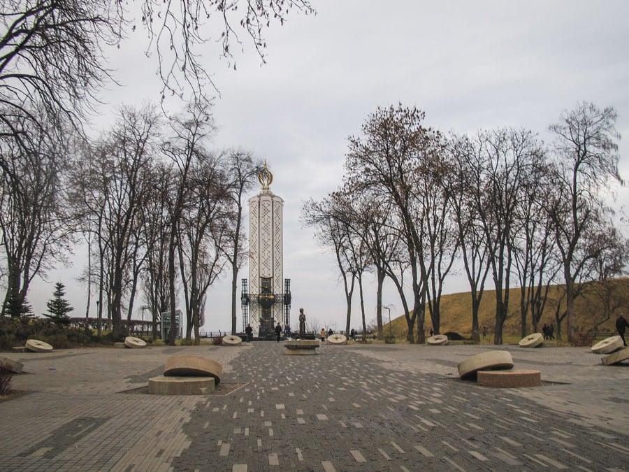 Things to do in Kiev, Ukraine (Kyiv) holodomor genocide ukraine museum