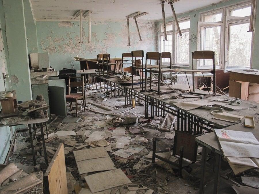 Things to do in Kiev, Ukraine (Kyiv) day trip to chernobyl