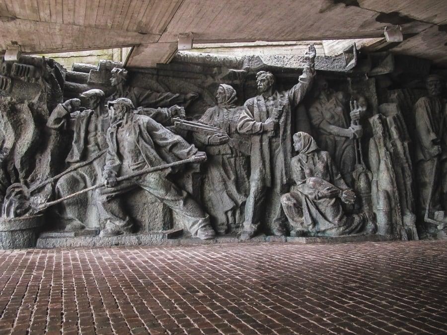 Things to do in Kiev, Ukraine (Kyiv) WW2 museum and memorial
