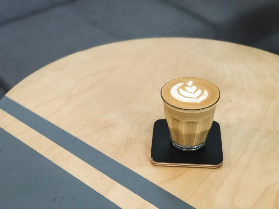 Things to do in Kiev, Ukraine (Kyiv) flat white at first point espresso bar
