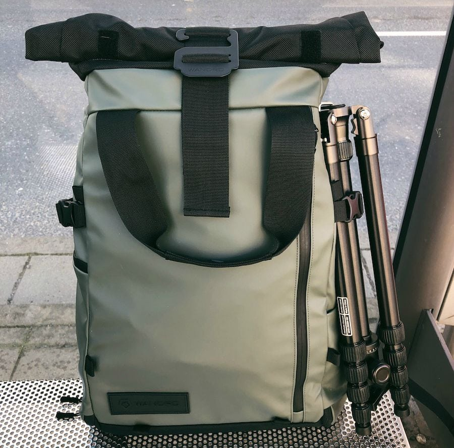WANDRD 31L travel bag