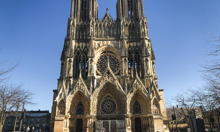 things to do in reims france - notre dame cathedral