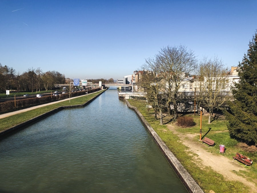 things to do in reims france vesle canal