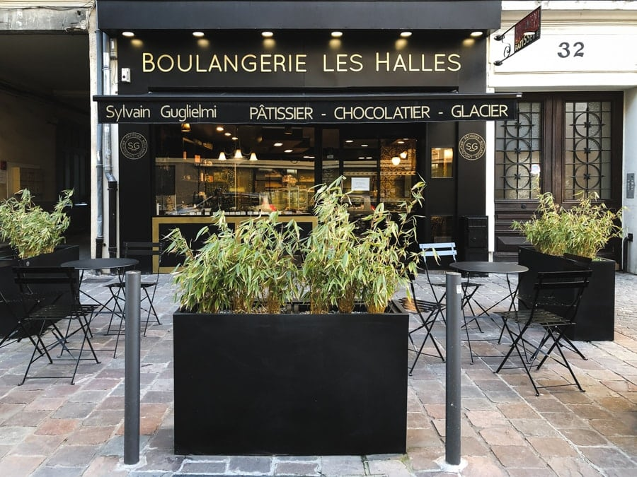 things to do in reims france boulangerie les halles