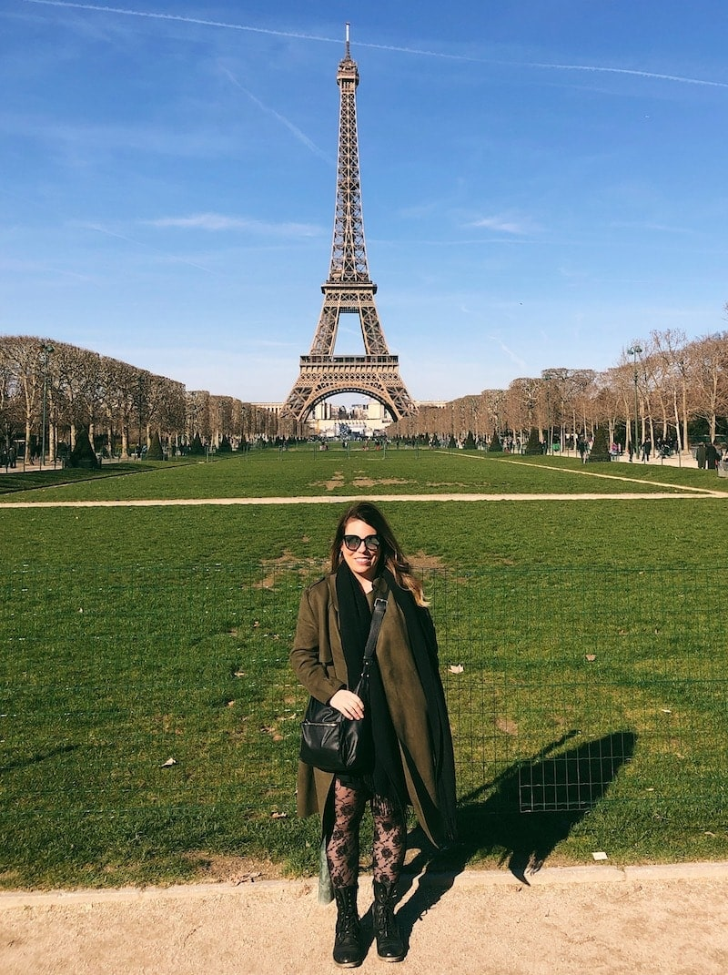 what to wear to a champagne tour from paris