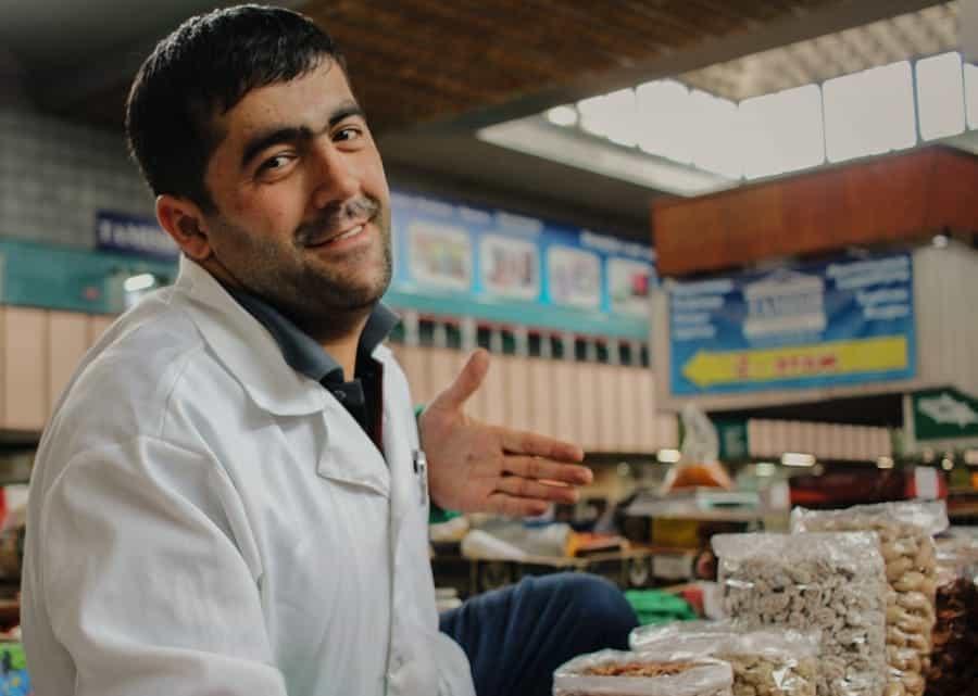 Green Bazaar Zelenyy Bazar: Almaty Kazakhstan - One day in Almaty itinerary (layover guide)-13
