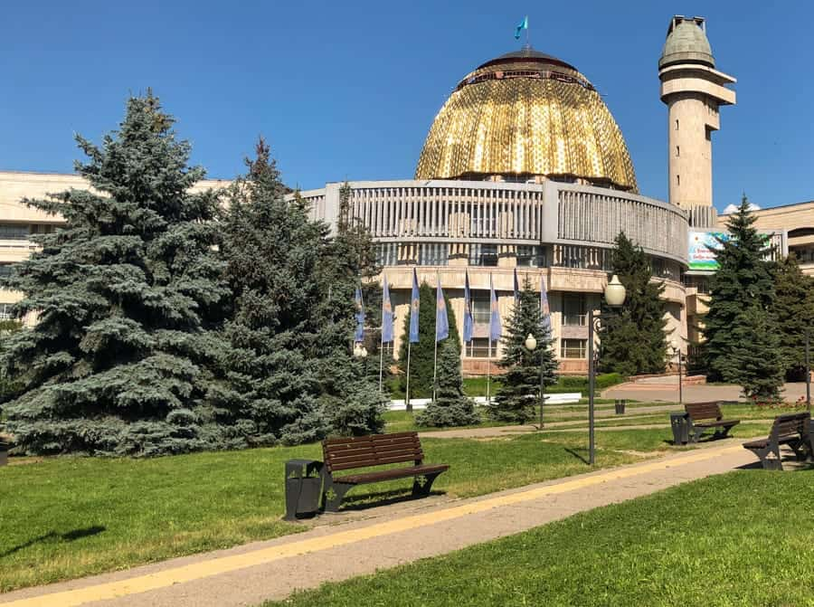 Children's Republican Palace - Almaty Kazakhstan - One day in Almaty itinerary (layover guide)-21