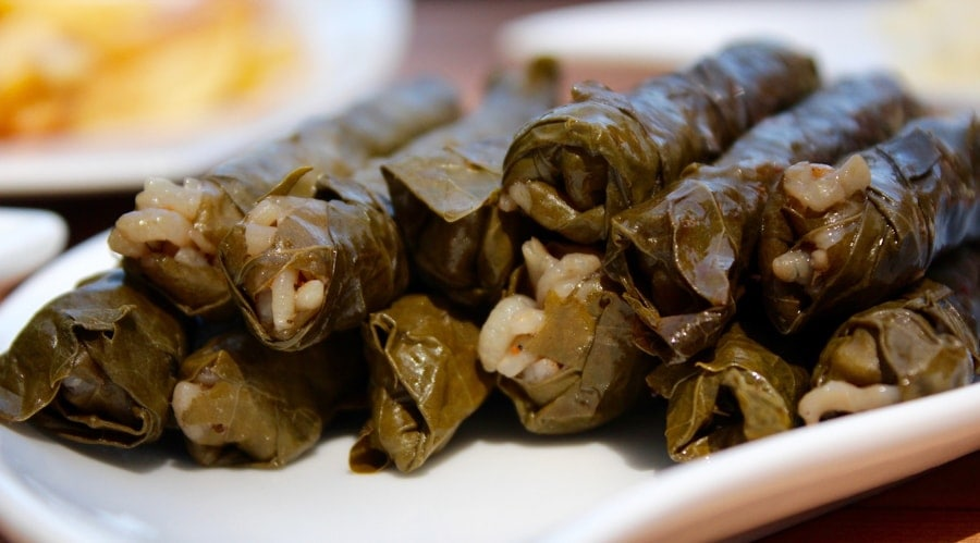 dolma make me happy baku restaurants