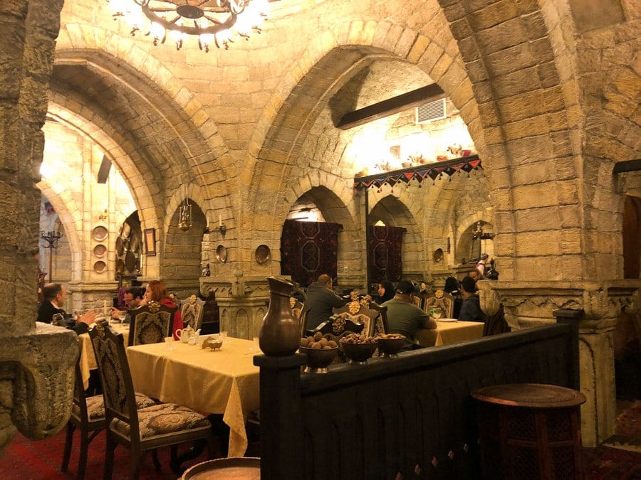 Best Restaurants in Baku, Azerbaijan- Traditiona Azeri Food and More!-12-min