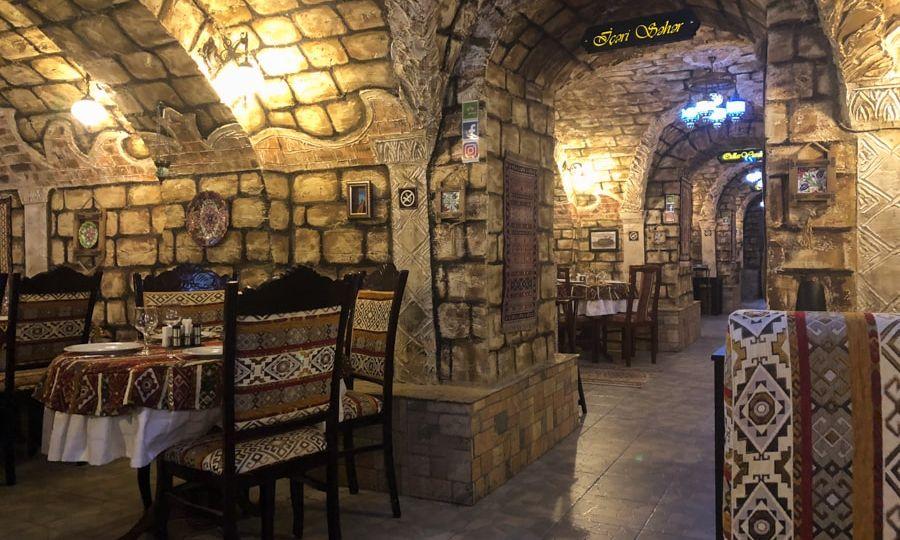 Dolma restaurants in Baku