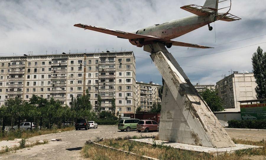 Bishkek microdistrict 10 photo 1