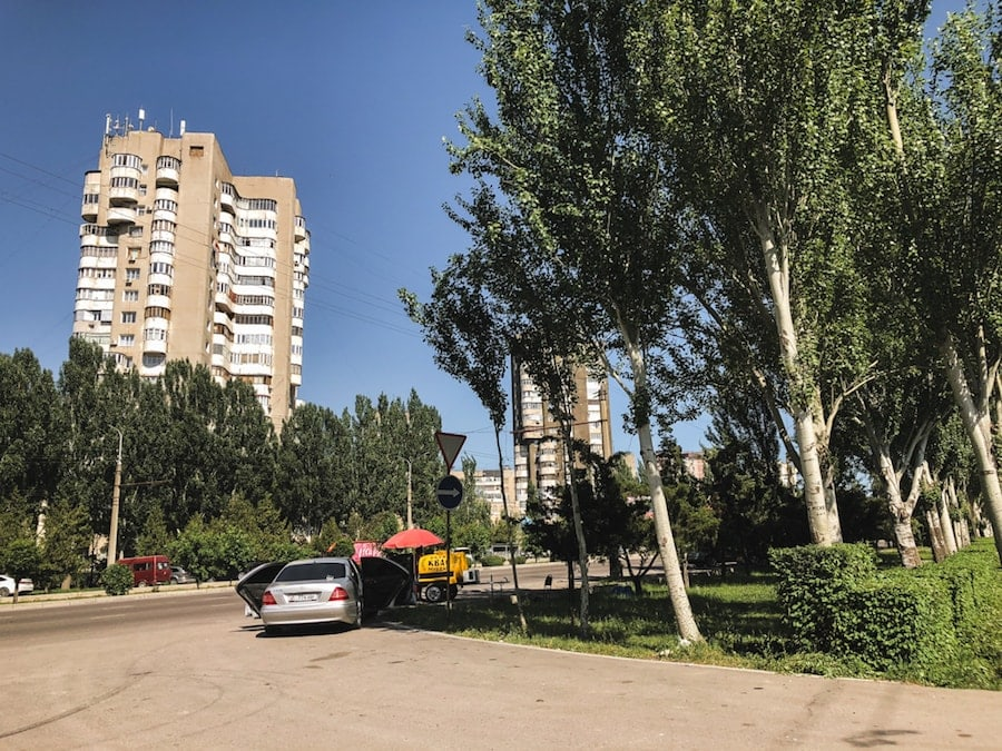 Bishkek microdistrict 10 photo 15