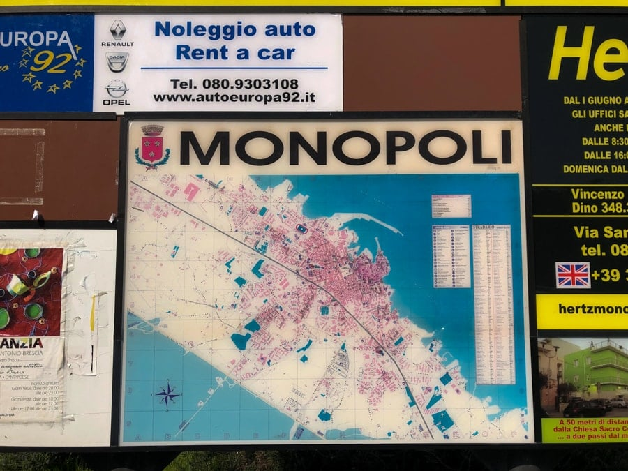 Getting from Bari to Monopoli in Italy by Trains-4-min