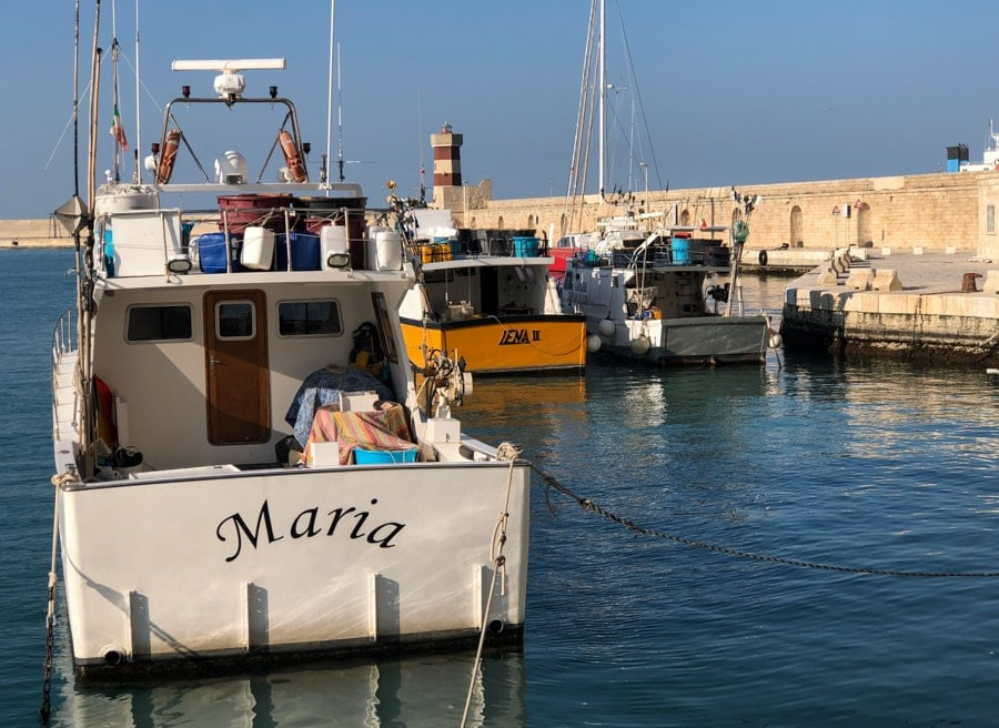 Getting from Bari to Monopoli in Italy by Trains-5-min