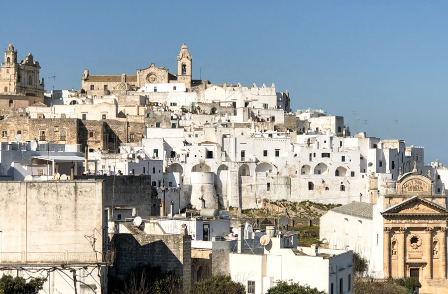 How to Get from Bari to Ostuni by Train or Bus-8-min