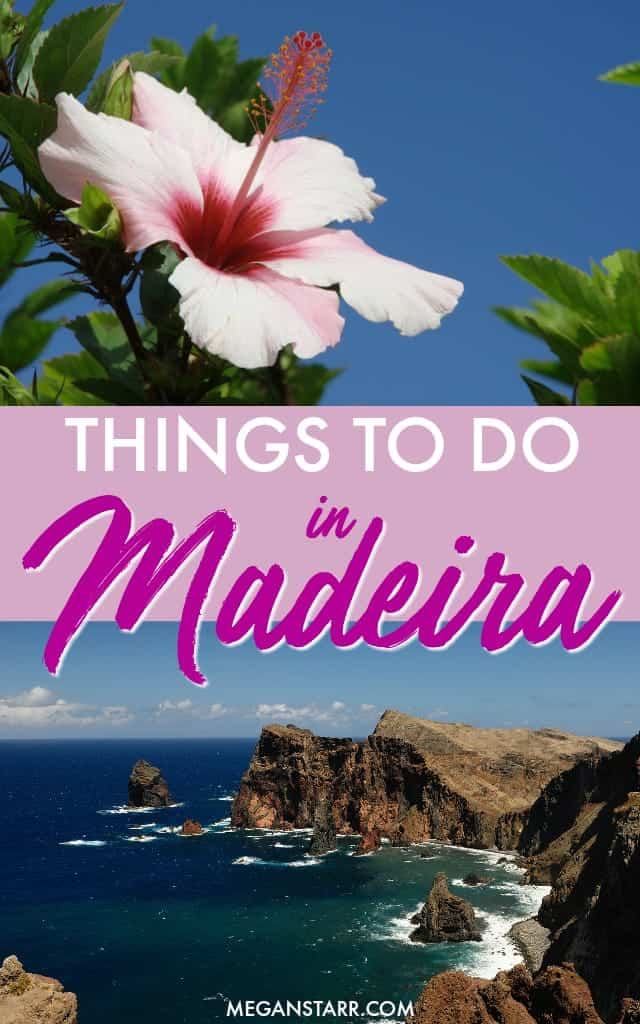 42 Amazing Things to Do in Madeira - Europe's Most Magnificent Island #madeira #portugal #funchal #island #europe