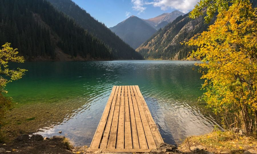 kolsai lakes best day trips from almaty kazakhstan
