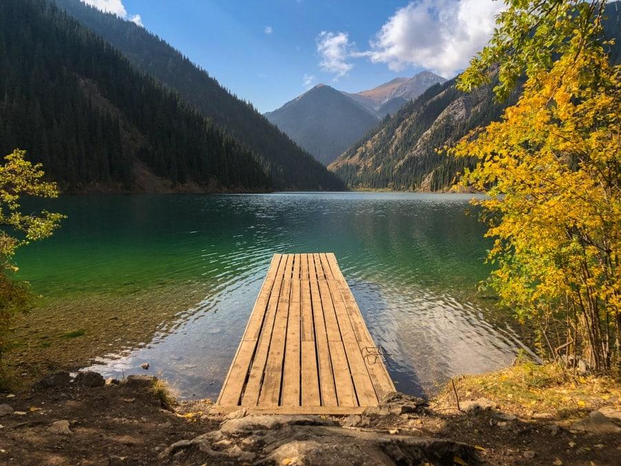 kolsai lakes best day trips from almaty kazakhstan