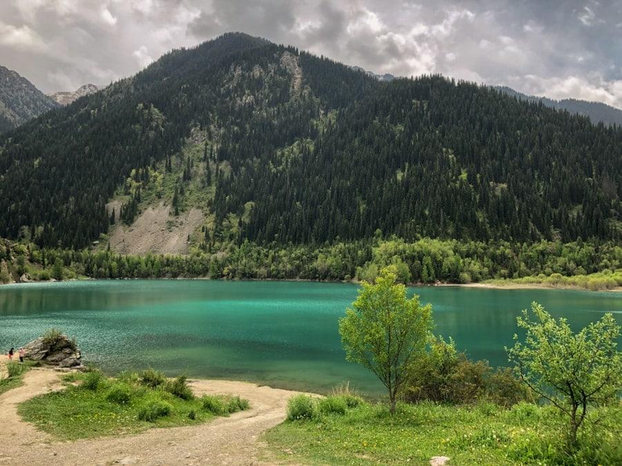 lake issyk - best day trips from almaty kazakhstan-5-min