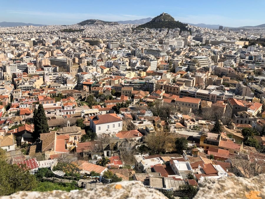 what to know before visiting the acropolis-18-min view from acropolis