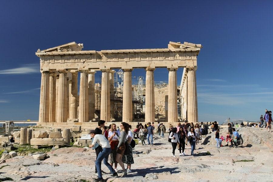 athens acropolis greek history