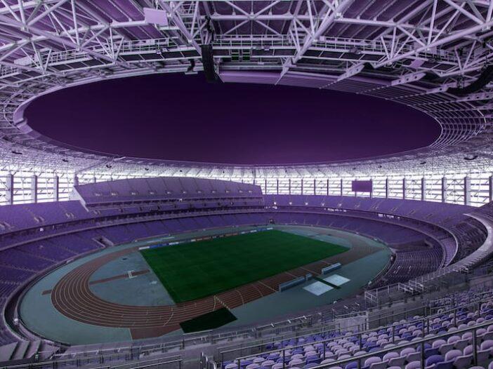 Baku Olympic Stadium 3