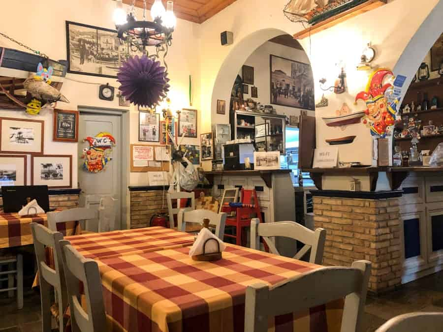 Argyris Restaurant Spetses Greece (things to do in Spetses)-20