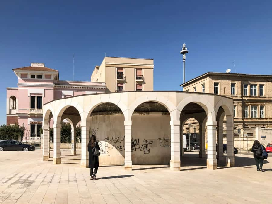 Things to do in Trani Italy - Train Station
