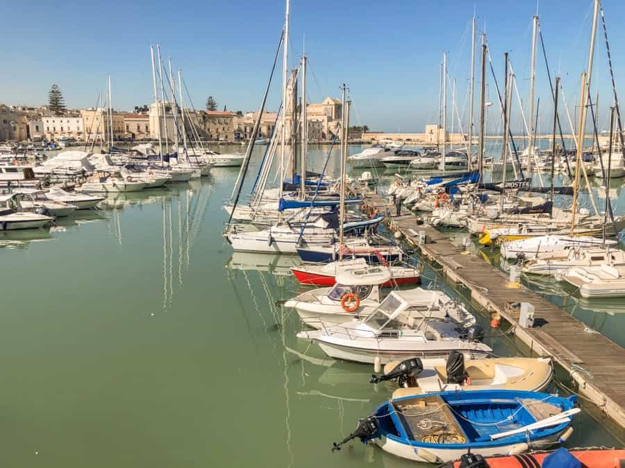 What to do in Trani, Italy - Trani Harbor