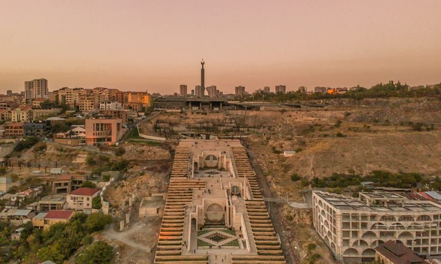 Cascades: Two days in Yerevan itinerary -19