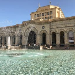 Republic Square: Two days in Yerevan itinerary -6