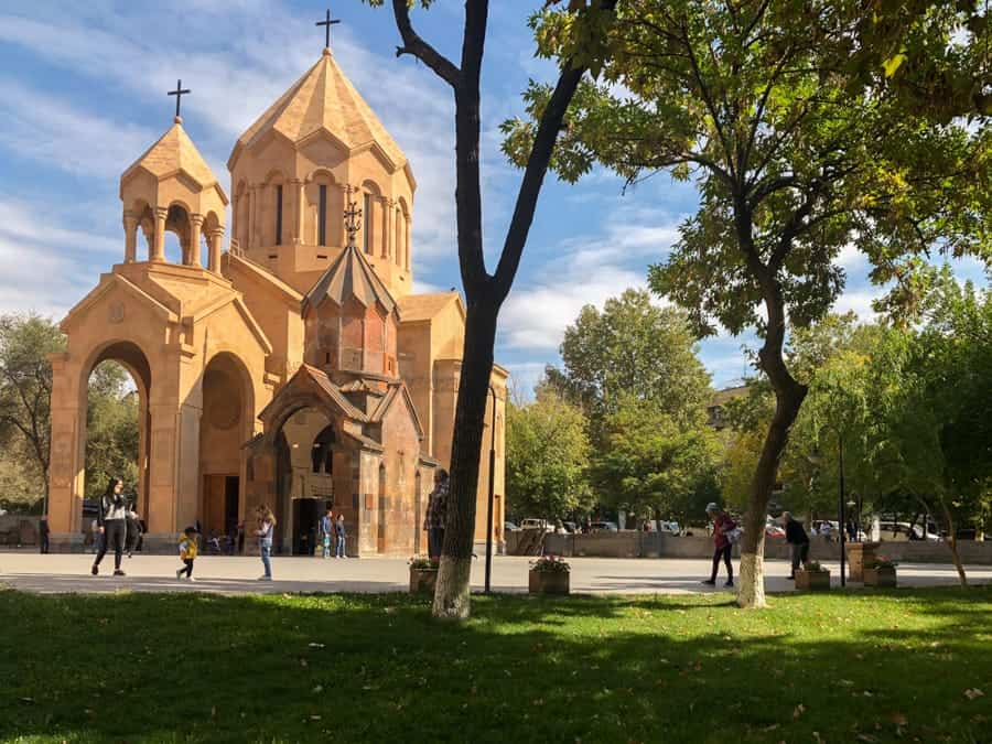 Two days in Yerevan itinerary -8
