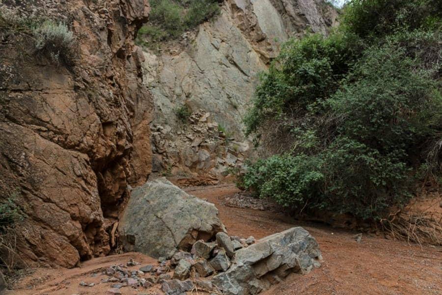 Konorchek Canyon Kyrgyzstan Hiking in Summer-1
