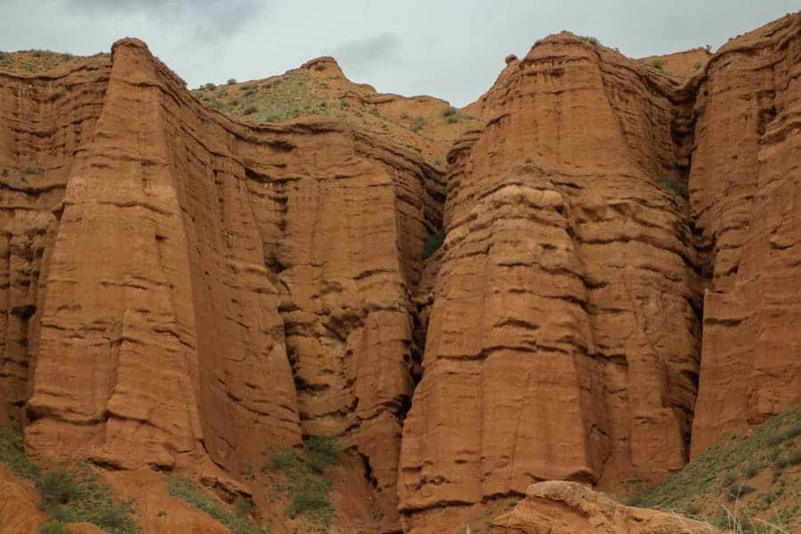 Konorchek Canyon Kyrgyzstan Hiking in Summer-12