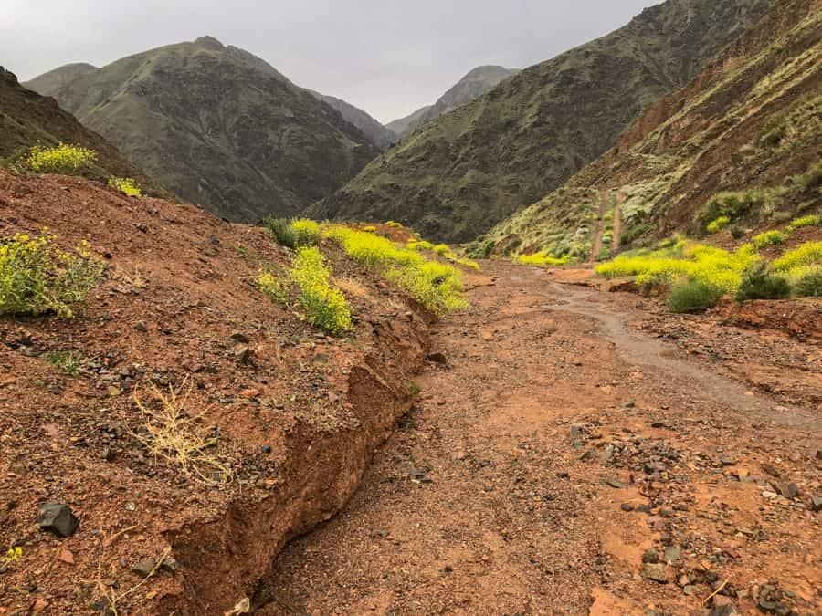 Konorchek Canyon Kyrgyzstan Hiking in Summer-25