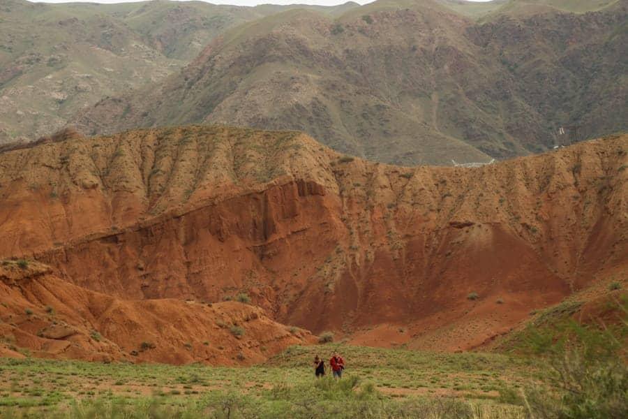 Konorchek Canyon Kyrgyzstan Hiking in Summer-9