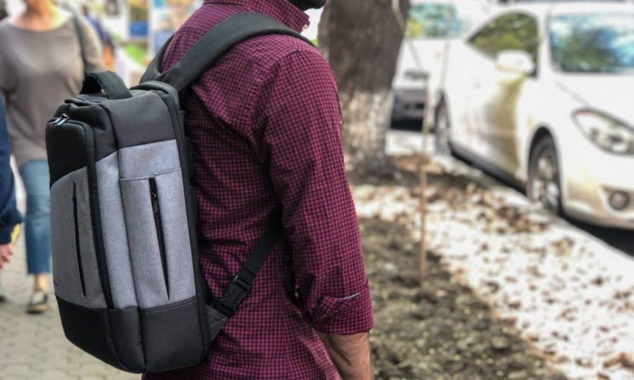 Standard Luggage Laptop Bag -3
