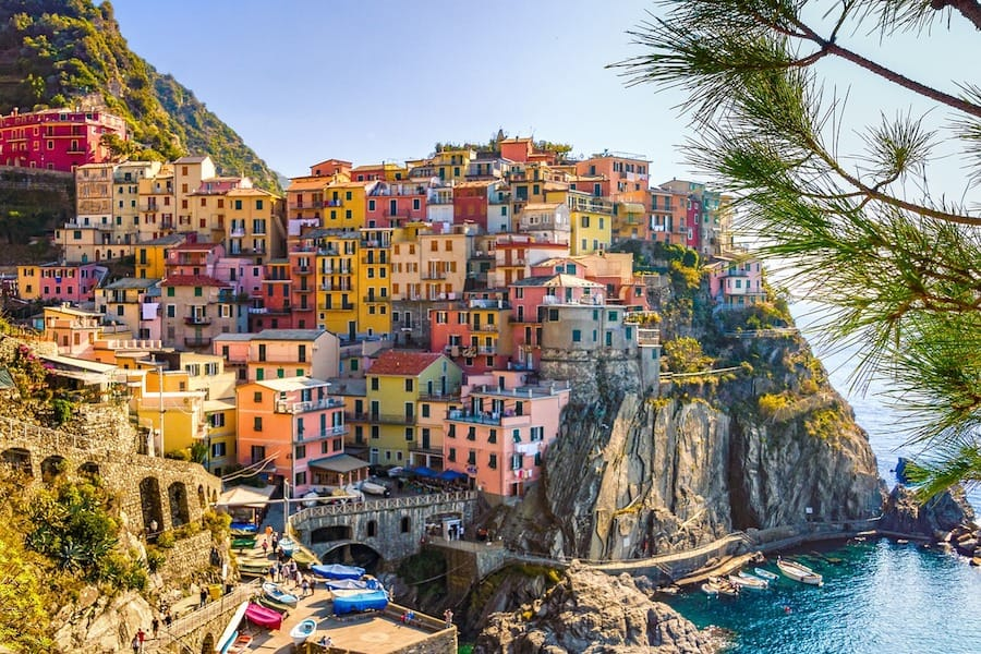 cinque terre day trip from milan