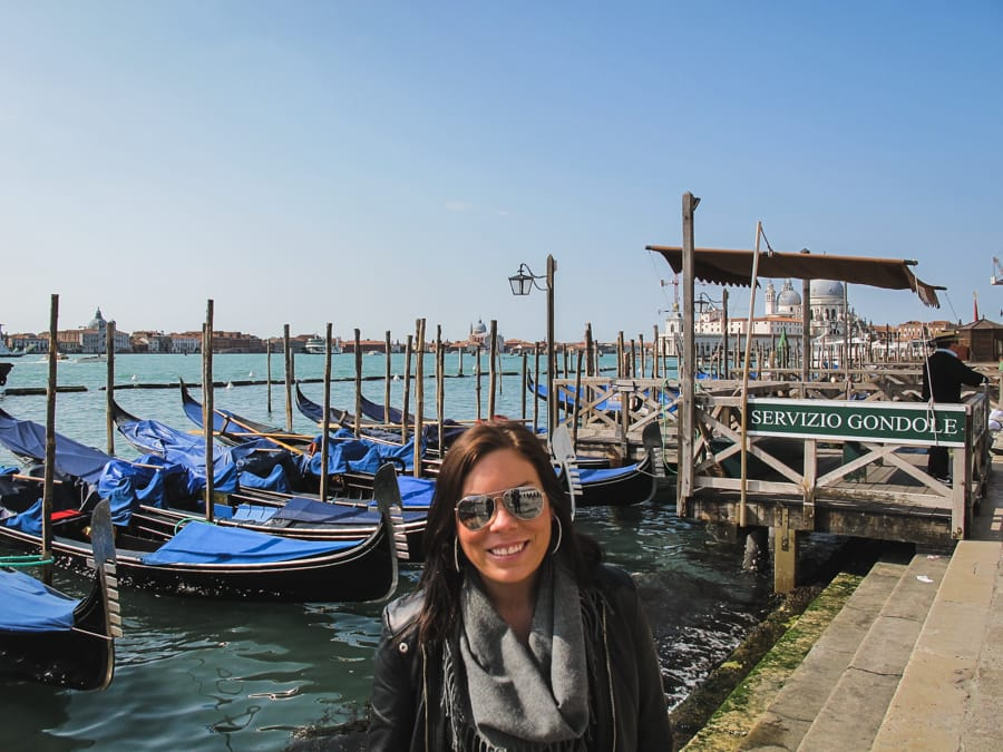me in venice italy - a great day tour from milan