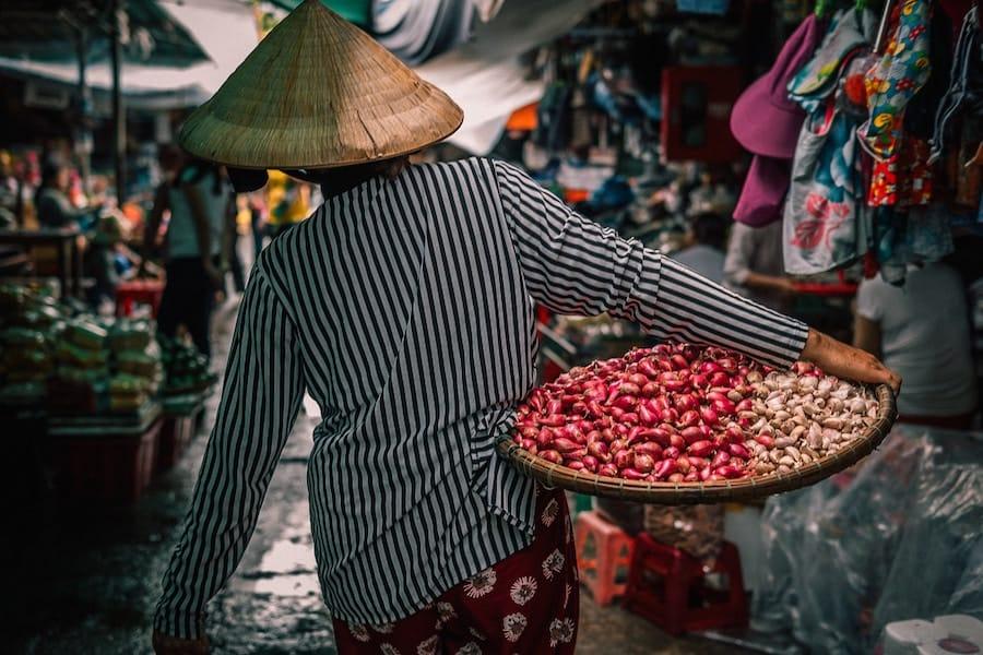 markets in vietnam