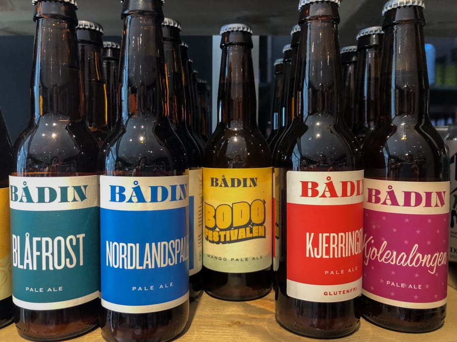 badin craft beer bodo norway