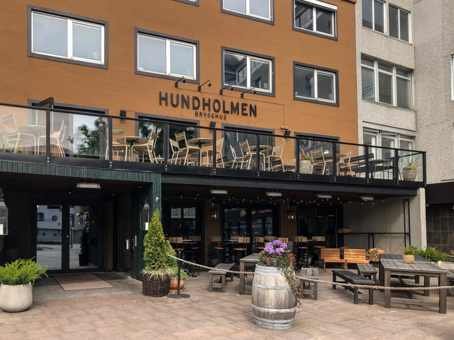hundholmen bar in bodo norway-2