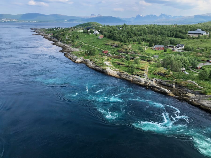 Visiting Saltstraumen Maelstrom from Bodø: Tips + What to Expect