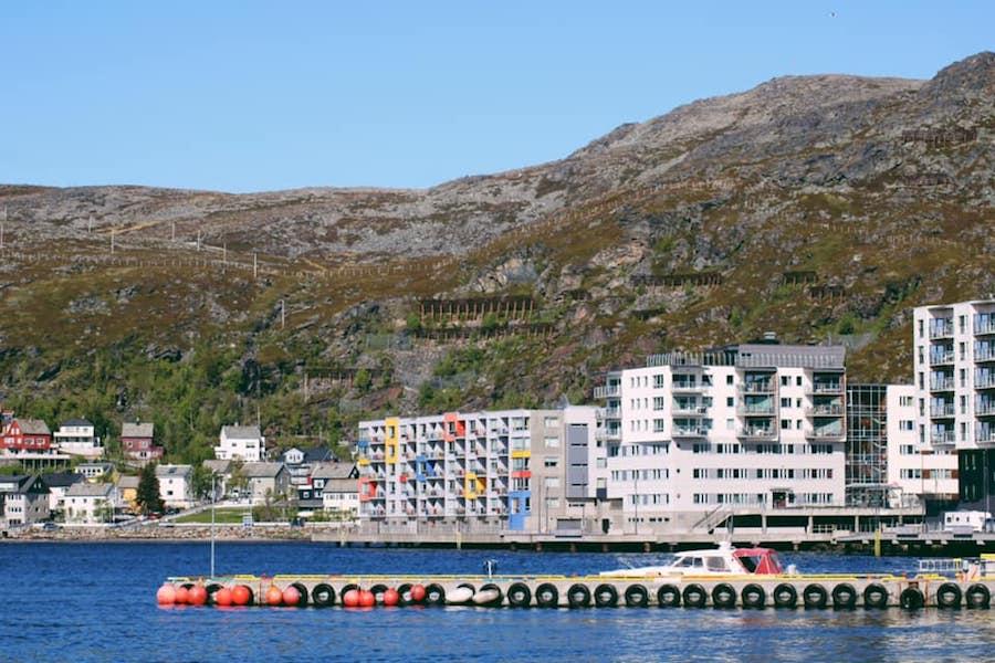 Hammerfest harbor area - Things to do in Hammerfest, Norway