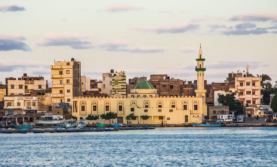 cities to visit in Egypt - Rosetta