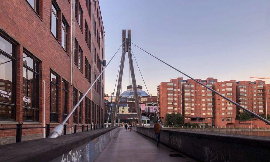 Bridge in Tampere