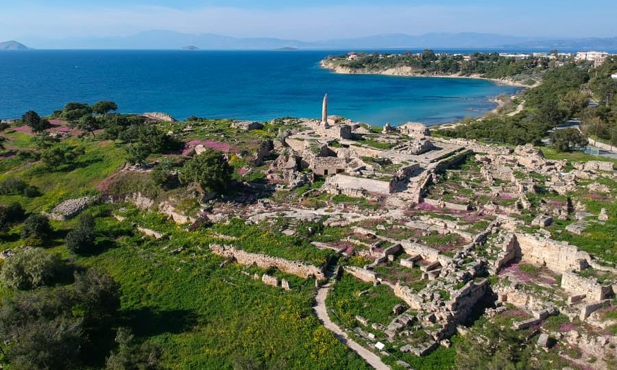 Temple of Apollo on Aegina