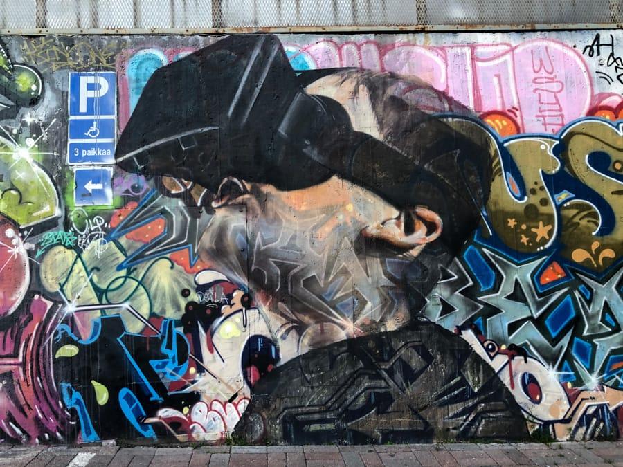 Street Art Tampere Finland