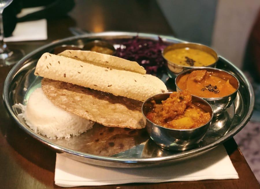 Great Indian restaurants in Brighton