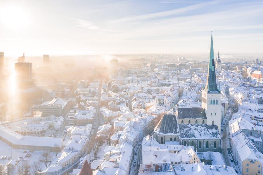 Things to do in Tallinn in Winter-43